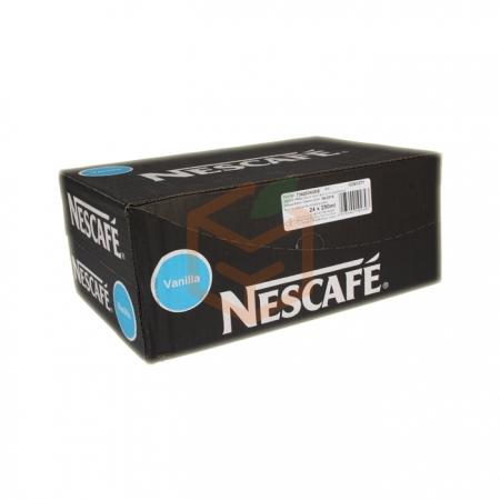 Nescafe Express 250 ml Vanilla 24' lü Koli | Gıda Ambarı