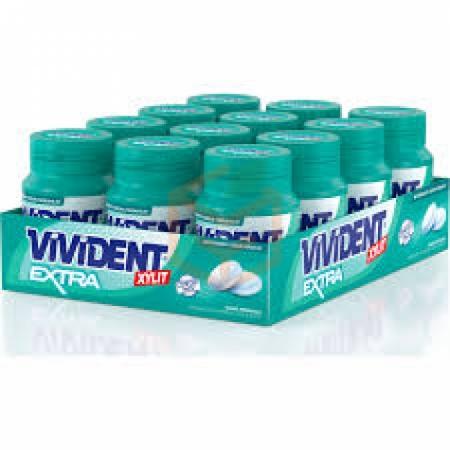 Vivident (comfort Pack) Xylit Extra 66 Gr 12' li Paket | Gıda Ambarı
