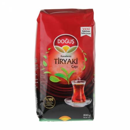 Doğuş Tiryaki Çay 500gr-12li Koli