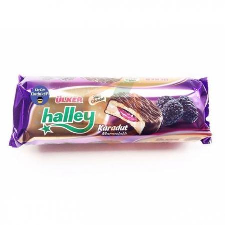 Ülker Halley (karadut Marmelatlı) 8' li - 12' li Koli   Gıda Ambarı