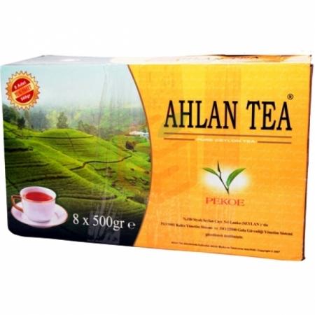 Ahlan Tea Ceylon Gold 25' li Bardak-12' li Koli | Gıda Ambarı