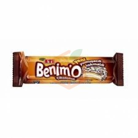 Eti Benim' O Çikolatalı Bisküvi 80 gr (k:35329)-18`li Koli | Gıda Ambarı