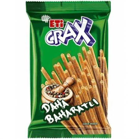 Eti Crax Baharatlı Çubuk Kraker 50gr(k:57423)-20`li Koli   Gıda Ambarı