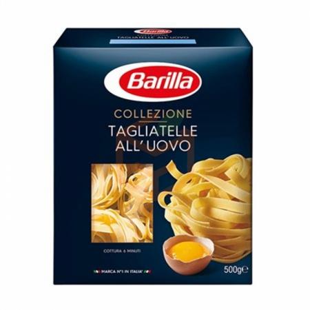 Barilla Makarna 500 Gr Taglıatelle All`uovo  12' li Koli | Gıda Ambarı