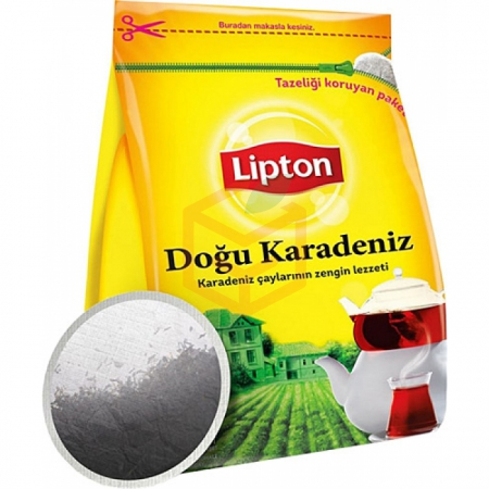 Lipton Doğu Karadeniz 48' li Demlik Poşet 16' lı Koli Toptan İçecekler Çaylar