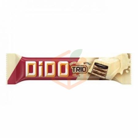 Ülker Dido Trio 36.5 Gr 24' lü Paket | Gıda Ambarı