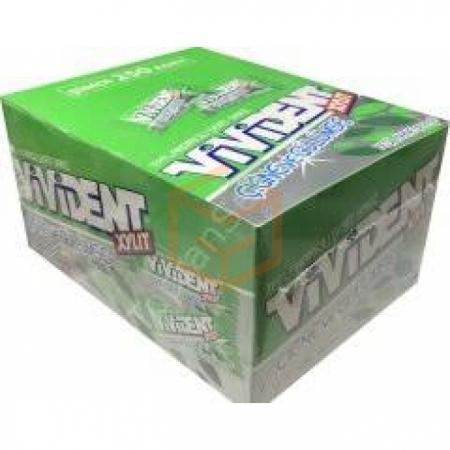 Vivident Comfort Pack Yeşil Nane Aromalı 67gr -12li Paket