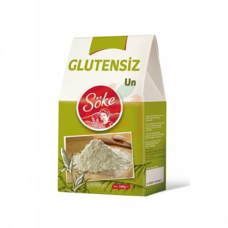 Söke Glutensiz Un 250 Gr  6' lı Koli   Gıda Ambarı
