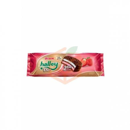 Ülker Halley 8' li Duo 12' li Koli | Gıda Ambarı