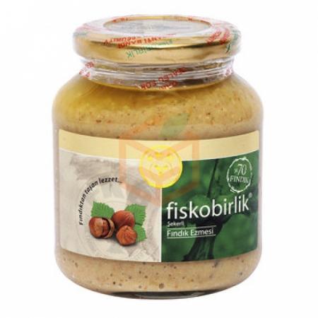 Fiskobirlik (şekerli Yer Fıstığı ) Ezmesi 300 Gr 9' lu Koli   Gıda Ambarı
