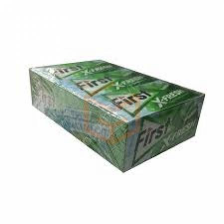 First X-fresh Yeşil Nane Aromalı 27 Gr 12' li Paket | Gıda Ambarı