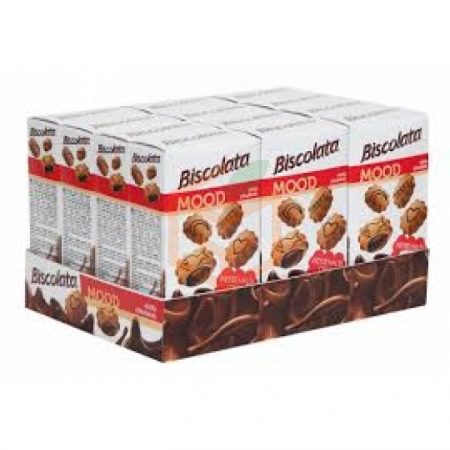 Şölen (bardak) Biscolata Mood 125 Gr 24' lü Koli | Gıda Ambarı